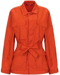 Department 5 Jacket - Orange