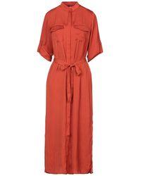Gestuz Long Dress - Red