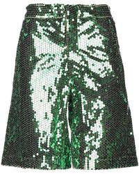 Plan C Shorts e bermuda - Verde