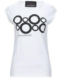 Collection Privée T-shirts - Weiß