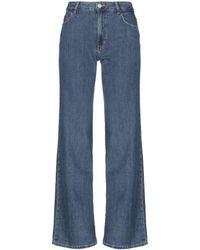 American Vintage Denim Pants - Blue