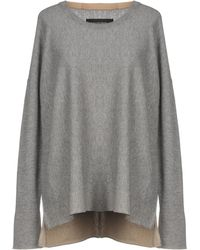 By Malene Birger Pullover - Gris