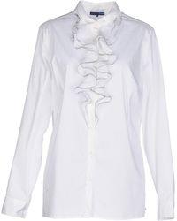 Trussardi Shirt - White
