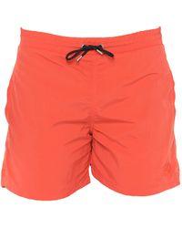 McQ Boxer da mare - Arancione