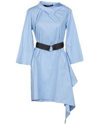 FEDERICA TOSI - Short Dress - Lyst