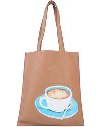 Fendi Shoulder Bag - Natural