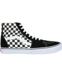 Vans Sneakers abotinadas - Negro