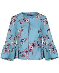 DIVEDIVINE Suit Jacket - Blue