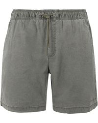 Quiksilver Beach Shorts And Trousers - Grey