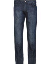 President's Denim Trousers - Blue