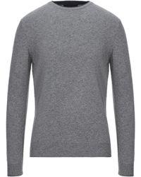 Exte Pullover - Grigio