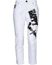 Superpants - Denim Pants - Lyst