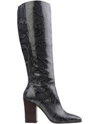 Dolce Vita Knee Boots - Black