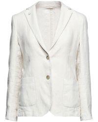L.B.M. 1911 Suit Jacket - White