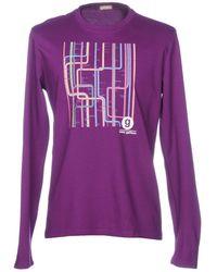 John Galliano T-shirts - Lila