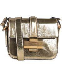 N°21 Cross-body Bag - Metallic