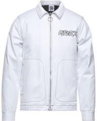 LIFE SUX Jacket - White