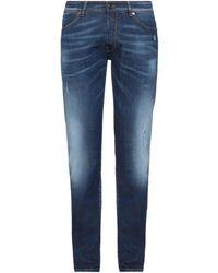 PT Torino Pantalon en jean - Bleu