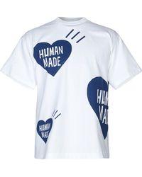 Human Made Camiseta - Blanco