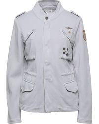 Aeronautica Militare Giubbotto - Grigio
