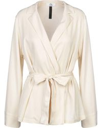 Attic And Barn Suit Jacket - Natural
