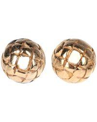 Bottega Veneta Earrings - Metallic