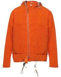 Nigel Cabourn Cazadora - Naranja