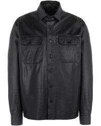 8 by YOOX Camisa - Negro