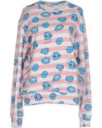 Au Jour Le Jour Sweatshirt - Pink