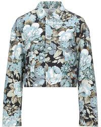 P.A.R.O.S.H. Denim Outerwear - Blue