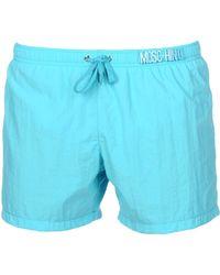 Moschino - Swim Trunks - Lyst