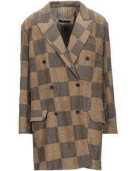 Uma Wang Overcoat - Natural