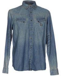 Denim & Supply Ralph Lauren - Denim Shirts - Lyst
