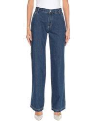 Gap Denim Trousers - Blue