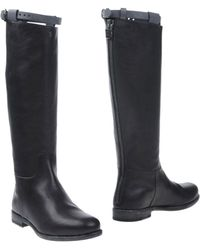 Henry Beguelin Boots - Black