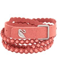 Swarovski Armband - Rot