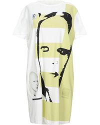 Rick Owens Drkshdw Electric T-shirt - White