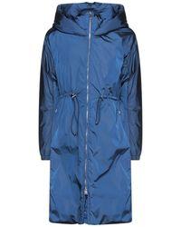 Add Down Jacket - Blue