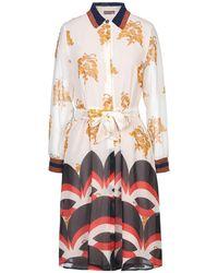 Maliparmi Short Dress - Multicolour