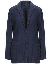 Woolrich Suit Jacket - Blue