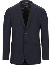 Hydrogen Suit Jacket - Blue
