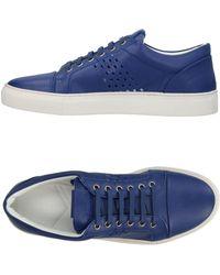 Armani Sneakers & Tennis shoes basse - Blu