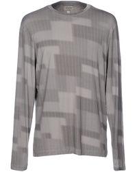 Armani Camiseta - Gris