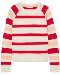 Chinti & Parker Pullover - Bianco