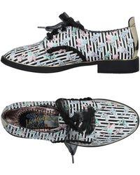 Irregular Choice Zapatos de cordones - Negro