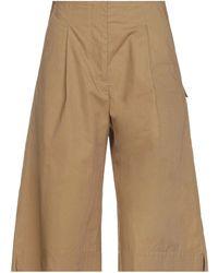 Gentry Portofino Shorts & Bermuda Shorts - Natural