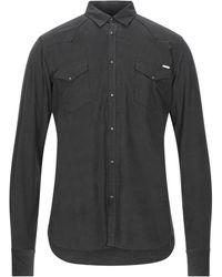 Aglini Shirt - Grey