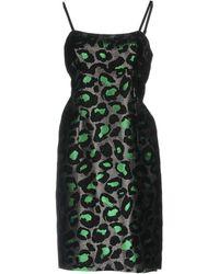 Marc By Marc Jacobs Midi Dress - Green