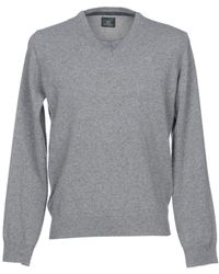 Henry Cotton's Pullover - Grigio