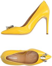 DSquared² Court - Yellow
